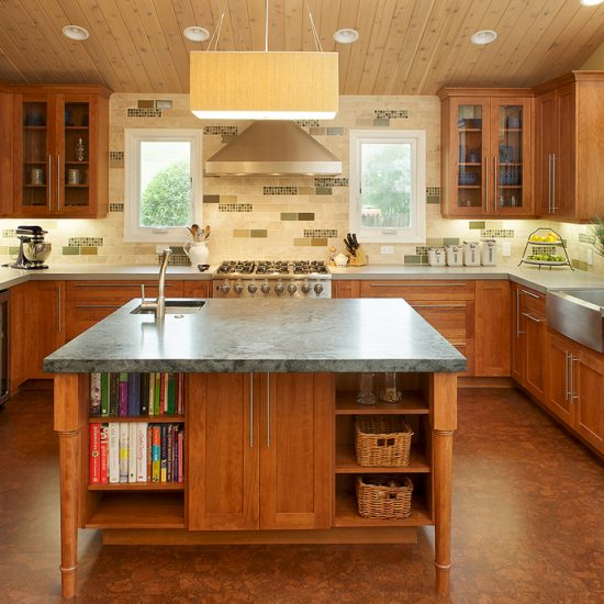 Lafayette residence full home renovation the cabinet center for Kitchen design 94070