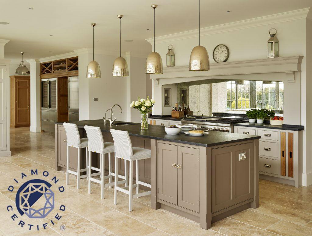 Sensational What Is A Diamond Certified Kitchen And Bathroom Remodelling Home Interior And Landscaping Ologienasavecom
