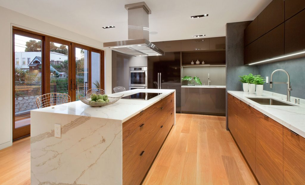 What are vadara countertops the cabinet center for Kitchen design 94070