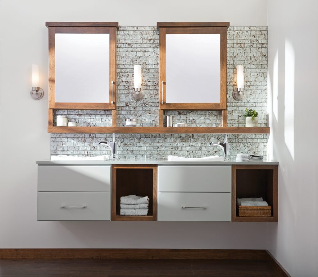 What Are Floating Vanities The
